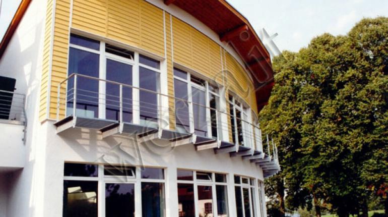 Отделка вентилируемых фасадов